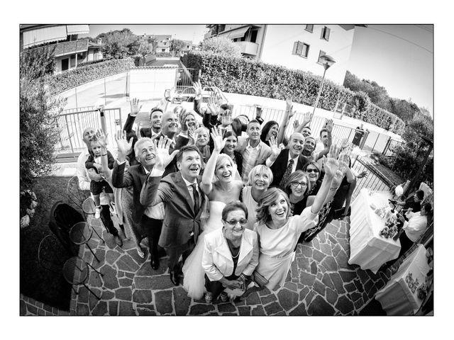 Il matrimonio di Riccardo e Michela a Osio Sopra, Bergamo 21
