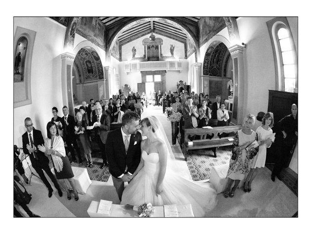 Il matrimonio di Riccardo e Michela a Osio Sopra, Bergamo 36