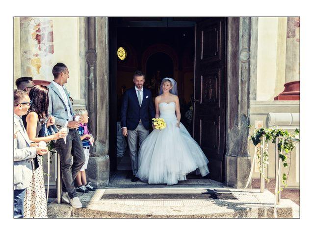 Il matrimonio di Riccardo e Michela a Osio Sopra, Bergamo 43