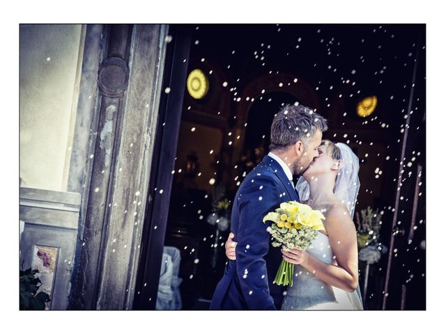 Il matrimonio di Riccardo e Michela a Osio Sopra, Bergamo 44