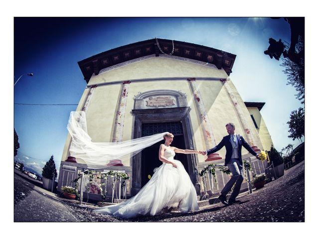 Il matrimonio di Riccardo e Michela a Osio Sopra, Bergamo 45