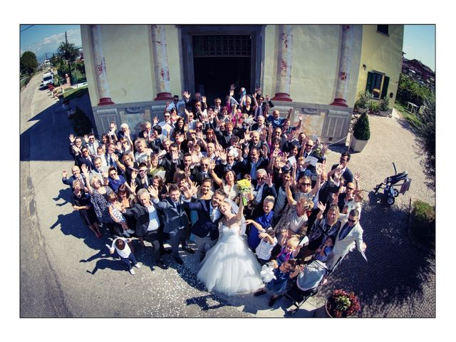 Il matrimonio di Riccardo e Michela a Osio Sopra, Bergamo 46