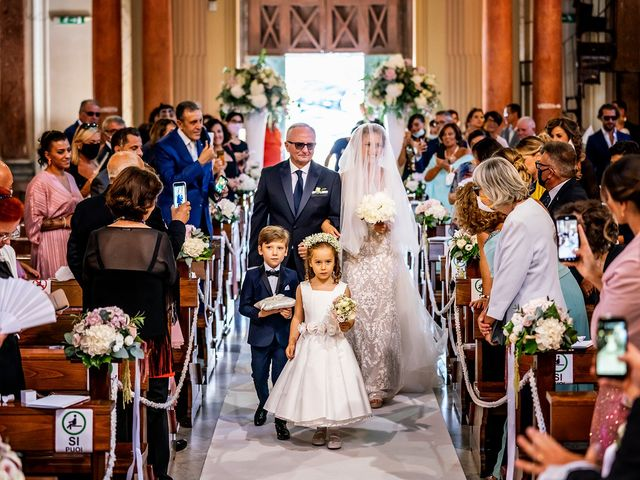 Il matrimonio di Rocco e Margherita a Napoli, Napoli 18