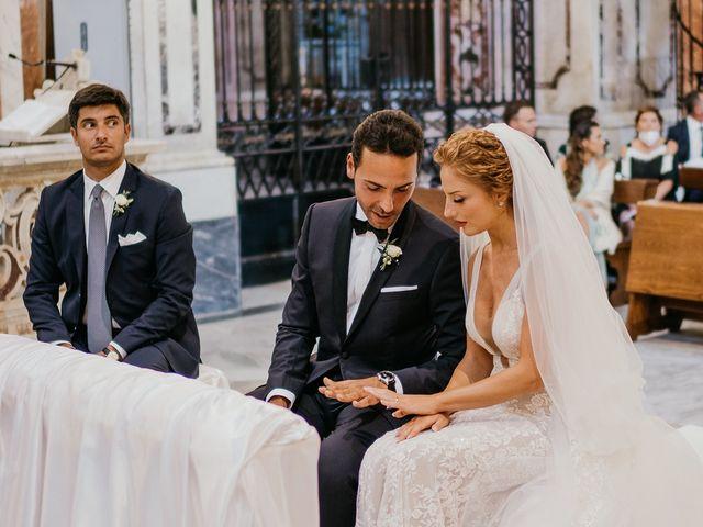 Il matrimonio di Rocco e Margherita a Napoli, Napoli 24