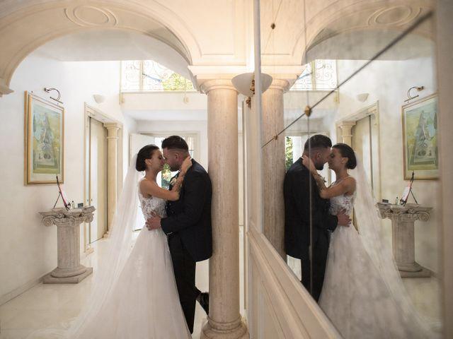 Il matrimonio di Roberto e Greta a Cermenate, Como 1
