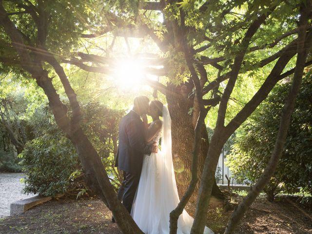 Il matrimonio di Roberto e Greta a Cermenate, Como 4