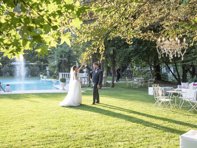 Il matrimonio di Roberto e Greta a Cermenate, Como 5