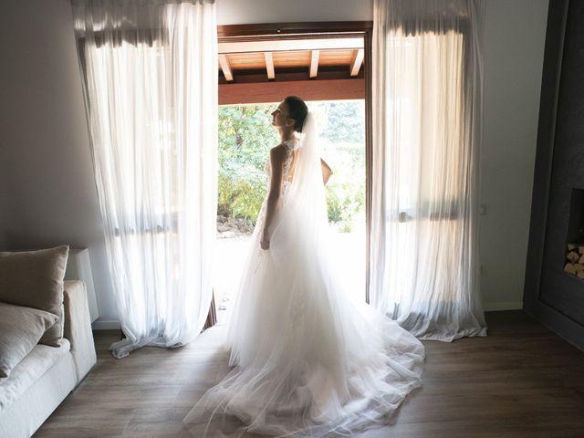 Il matrimonio di Roberto e Greta a Cermenate, Como 11