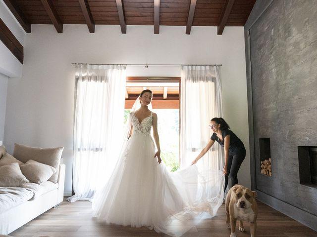 Il matrimonio di Roberto e Greta a Cermenate, Como 13
