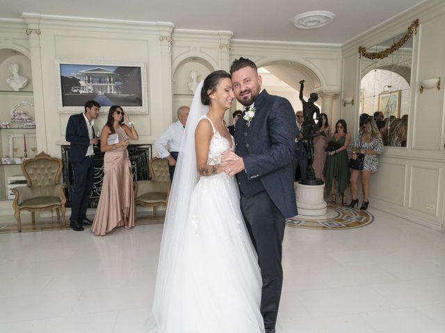 Il matrimonio di Roberto e Greta a Cermenate, Como 14