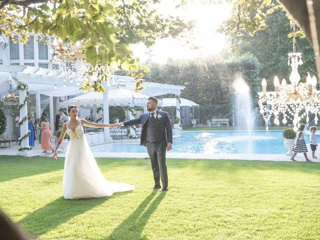 Il matrimonio di Roberto e Greta a Cermenate, Como 20