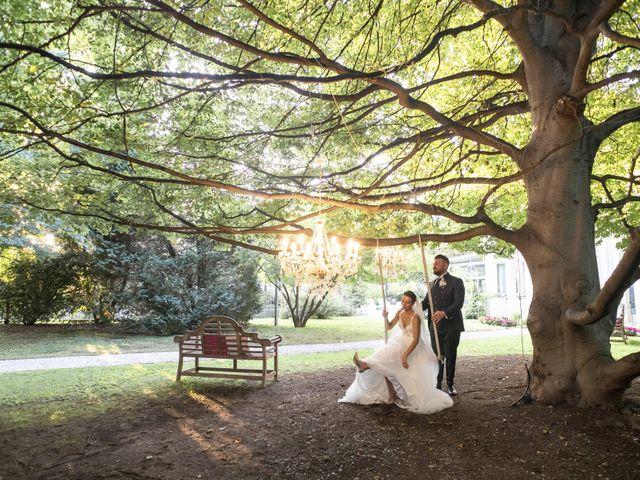 Il matrimonio di Roberto e Greta a Cermenate, Como 21