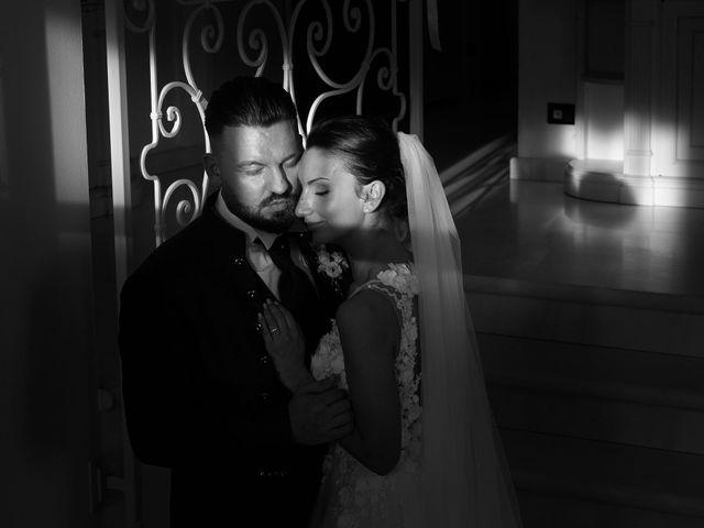 Il matrimonio di Roberto e Greta a Cermenate, Como 22