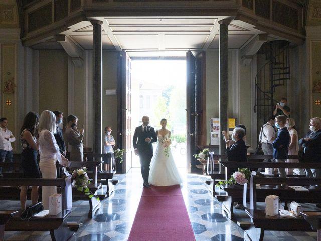 Il matrimonio di Roberto e Greta a Cermenate, Como 28