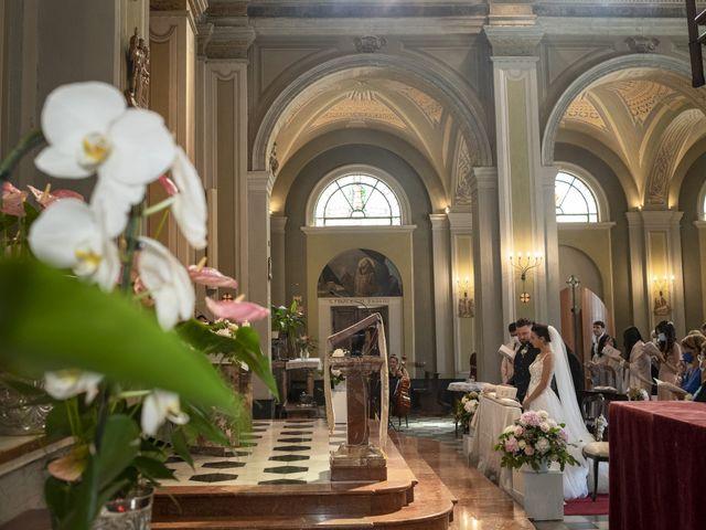 Il matrimonio di Roberto e Greta a Cermenate, Como 29