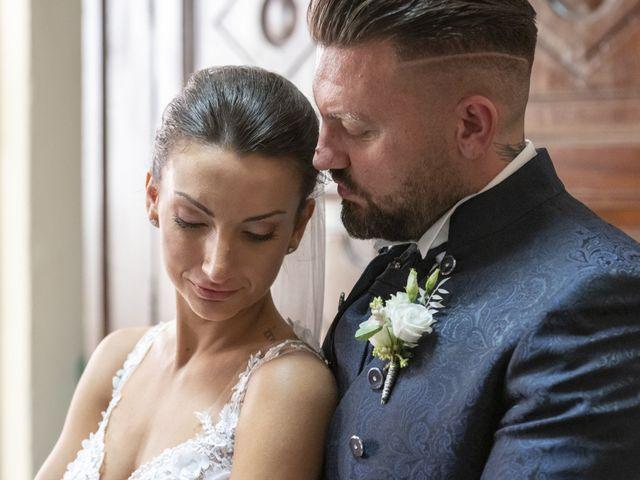 Il matrimonio di Roberto e Greta a Cermenate, Como 31