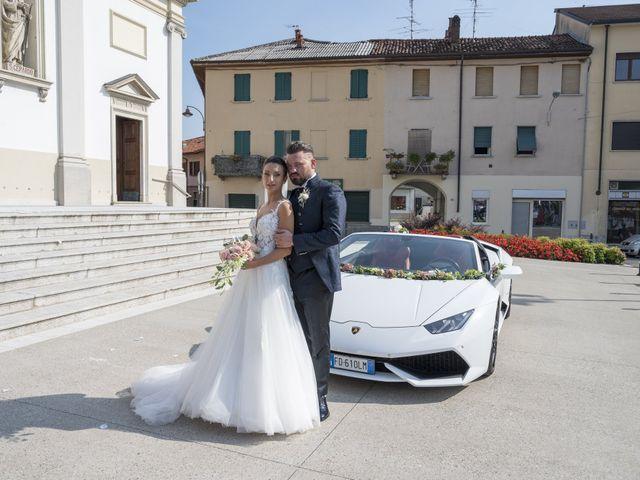 Il matrimonio di Roberto e Greta a Cermenate, Como 34