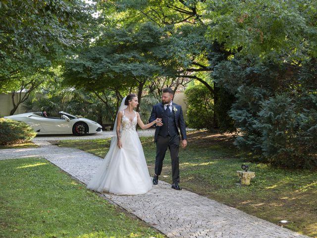 Il matrimonio di Roberto e Greta a Cermenate, Como 37
