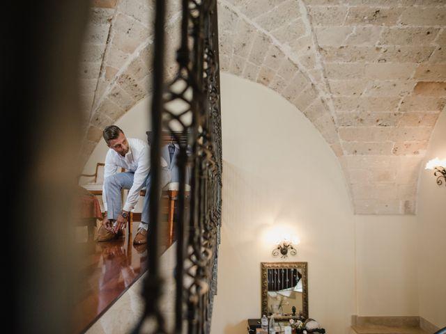 Il matrimonio di Marco e Ivana a Corigliano d'Otranto, Lecce 8