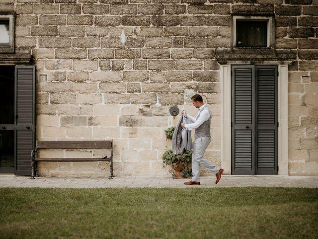 Il matrimonio di Marco e Ivana a Corigliano d'Otranto, Lecce 11