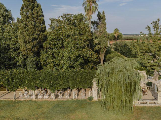 Il matrimonio di Marco e Ivana a Corigliano d'Otranto, Lecce 31