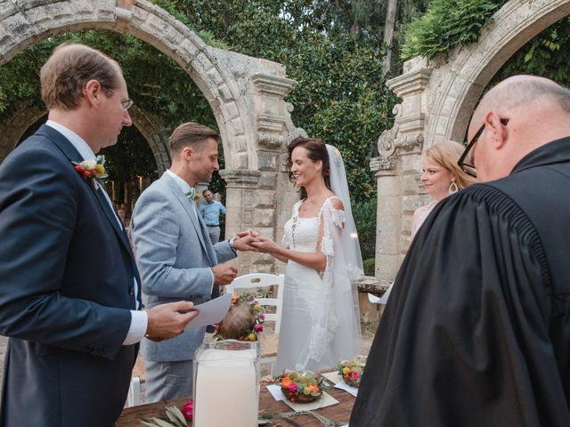 Il matrimonio di Marco e Ivana a Corigliano d'Otranto, Lecce 63