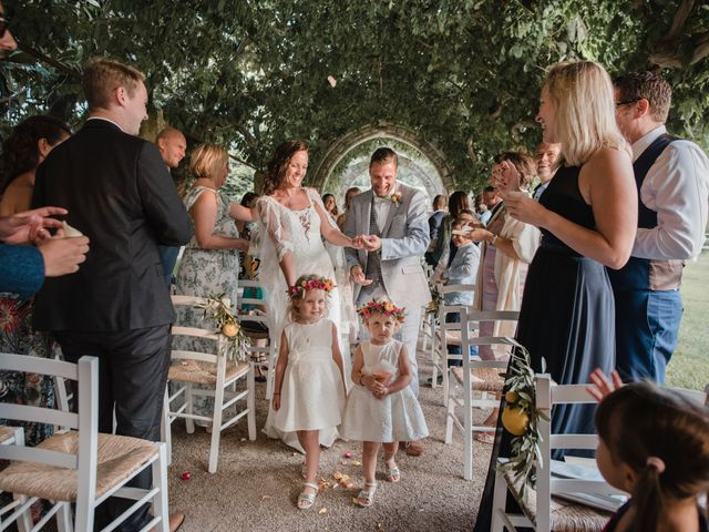 Il matrimonio di Marco e Ivana a Corigliano d'Otranto, Lecce 71