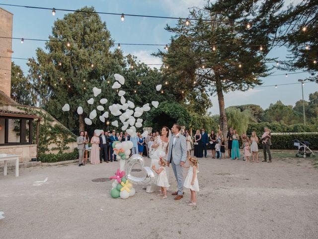 Il matrimonio di Marco e Ivana a Corigliano d'Otranto, Lecce 72