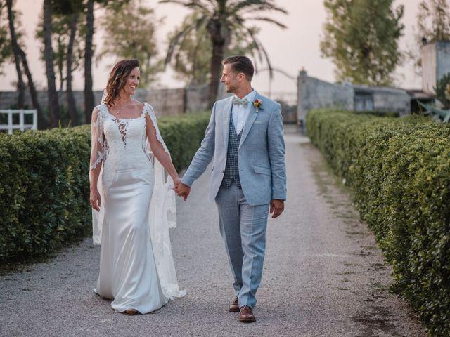 Il matrimonio di Marco e Ivana a Corigliano d'Otranto, Lecce 75