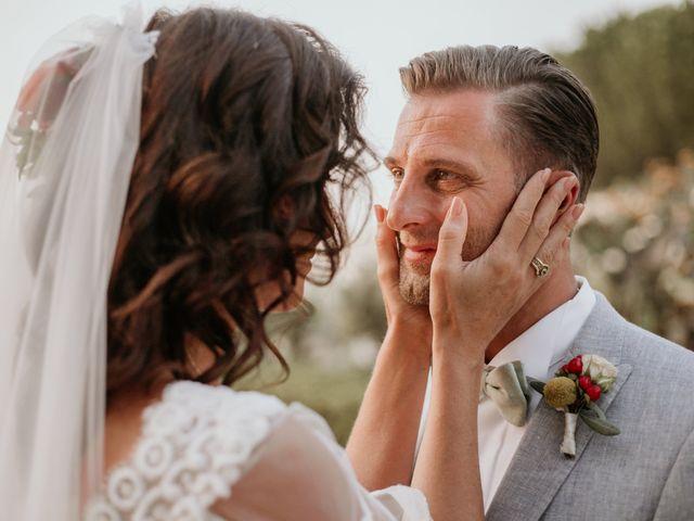 Il matrimonio di Marco e Ivana a Corigliano d'Otranto, Lecce 78