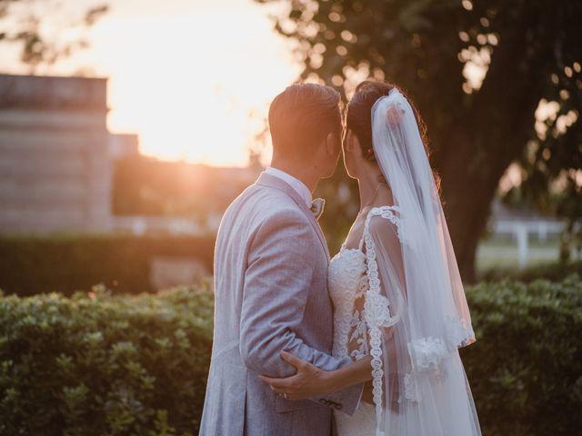 Il matrimonio di Marco e Ivana a Corigliano d'Otranto, Lecce 87