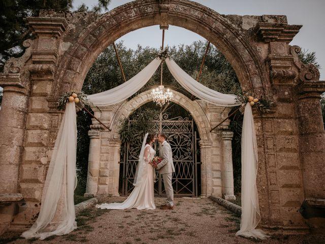 Il matrimonio di Marco e Ivana a Corigliano d'Otranto, Lecce 96