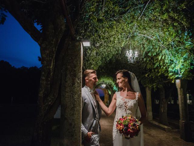 Il matrimonio di Marco e Ivana a Corigliano d'Otranto, Lecce 113