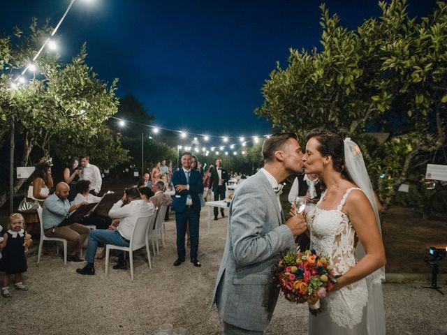 Il matrimonio di Marco e Ivana a Corigliano d'Otranto, Lecce 114