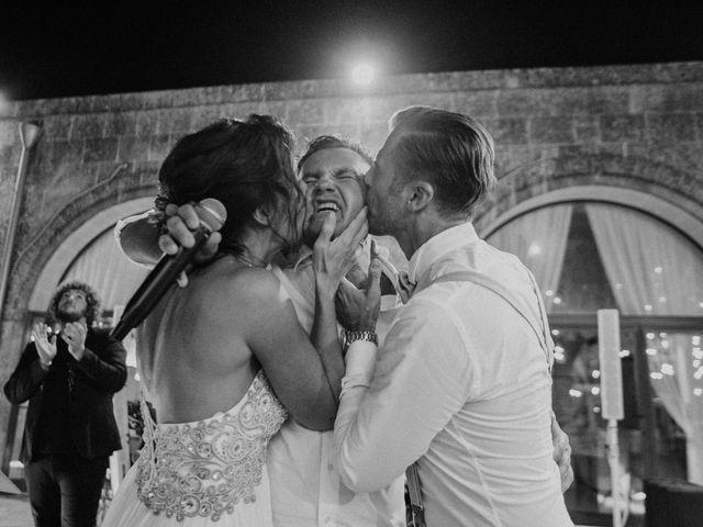 Il matrimonio di Marco e Ivana a Corigliano d'Otranto, Lecce 147