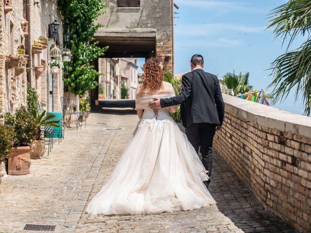 Il matrimonio di Chiara e Andrea a Cupra Marittima, Ascoli Piceno 11
