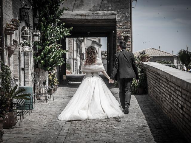 Il matrimonio di Chiara e Andrea a Cupra Marittima, Ascoli Piceno 12