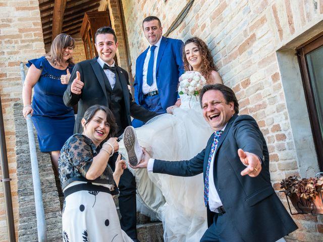 Il matrimonio di Chiara e Andrea a Cupra Marittima, Ascoli Piceno 18