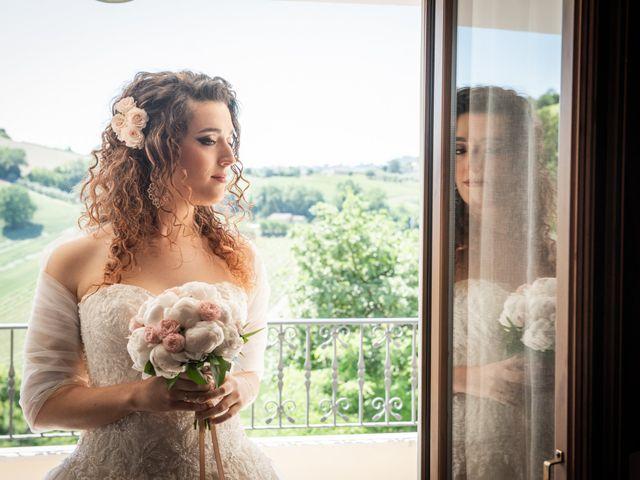 Il matrimonio di Chiara e Andrea a Cupra Marittima, Ascoli Piceno 40