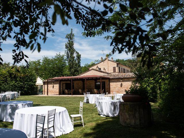Il matrimonio di Chiara e Andrea a Cupra Marittima, Ascoli Piceno 44
