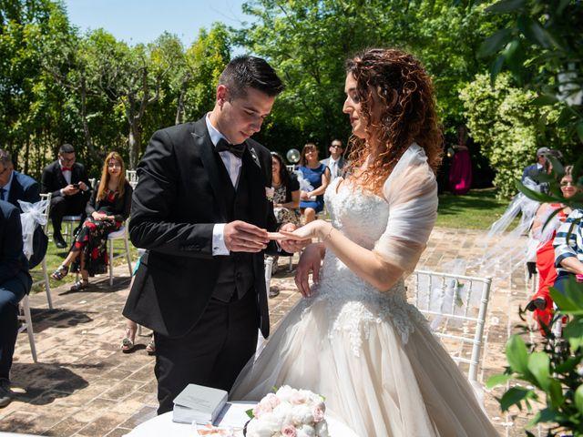 Il matrimonio di Chiara e Andrea a Cupra Marittima, Ascoli Piceno 45
