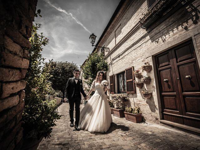 Le nozze di Andrea e Chiara