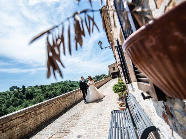 Il matrimonio di Chiara e Andrea a Cupra Marittima, Ascoli Piceno 49
