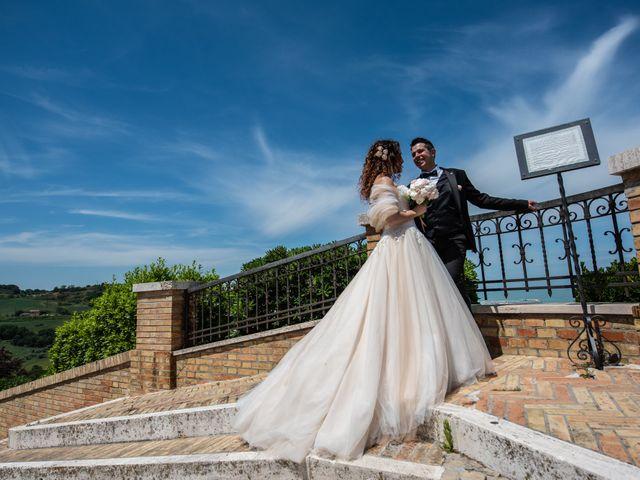 Il matrimonio di Chiara e Andrea a Cupra Marittima, Ascoli Piceno 51