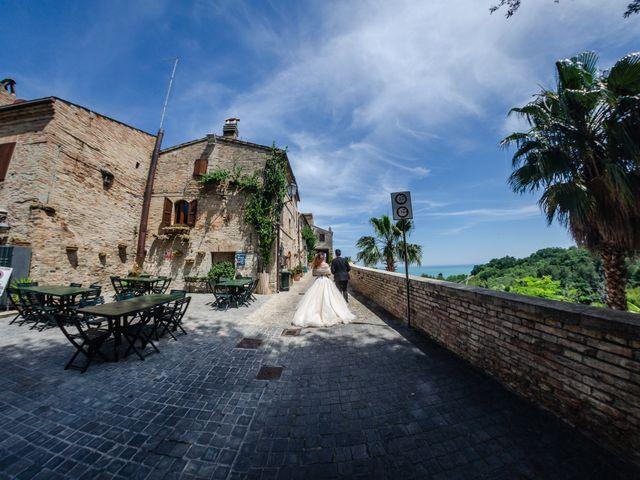 Il matrimonio di Chiara e Andrea a Cupra Marittima, Ascoli Piceno 59