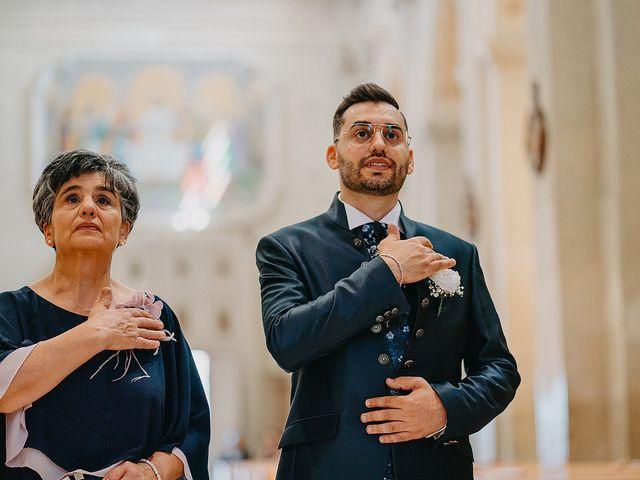 Il matrimonio di Micaela e Nicola a San Donato di Lecce, Lecce 55