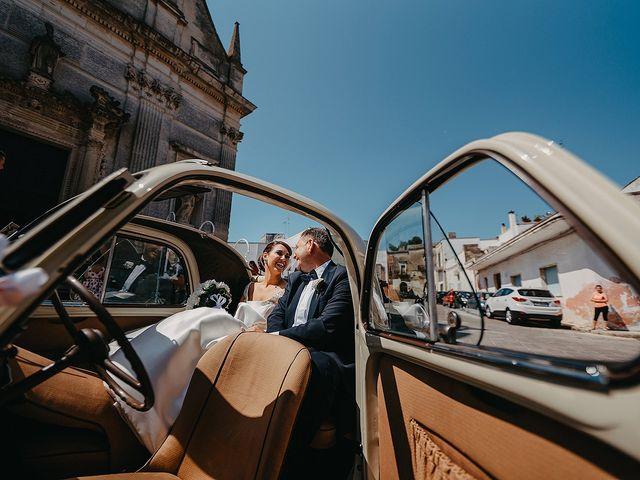 Il matrimonio di Micaela e Nicola a San Donato di Lecce, Lecce 61