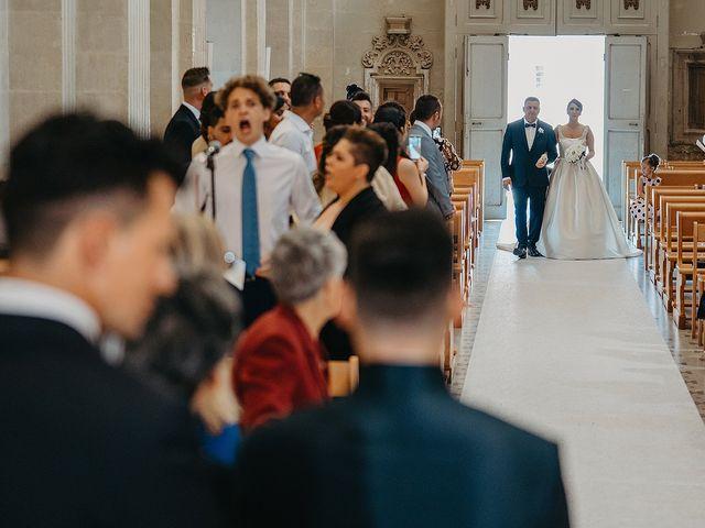 Il matrimonio di Micaela e Nicola a San Donato di Lecce, Lecce 65