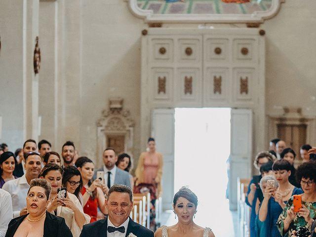 Il matrimonio di Micaela e Nicola a San Donato di Lecce, Lecce 66