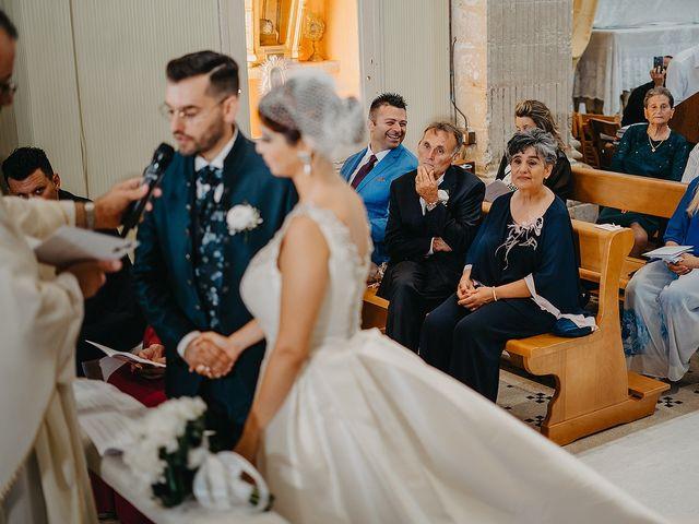 Il matrimonio di Micaela e Nicola a San Donato di Lecce, Lecce 75